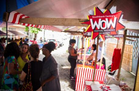Esquenta do Festival Mulheres do Mundo Rio de Janeiro. Foto © Douglas Lopes / Redes da Maré.