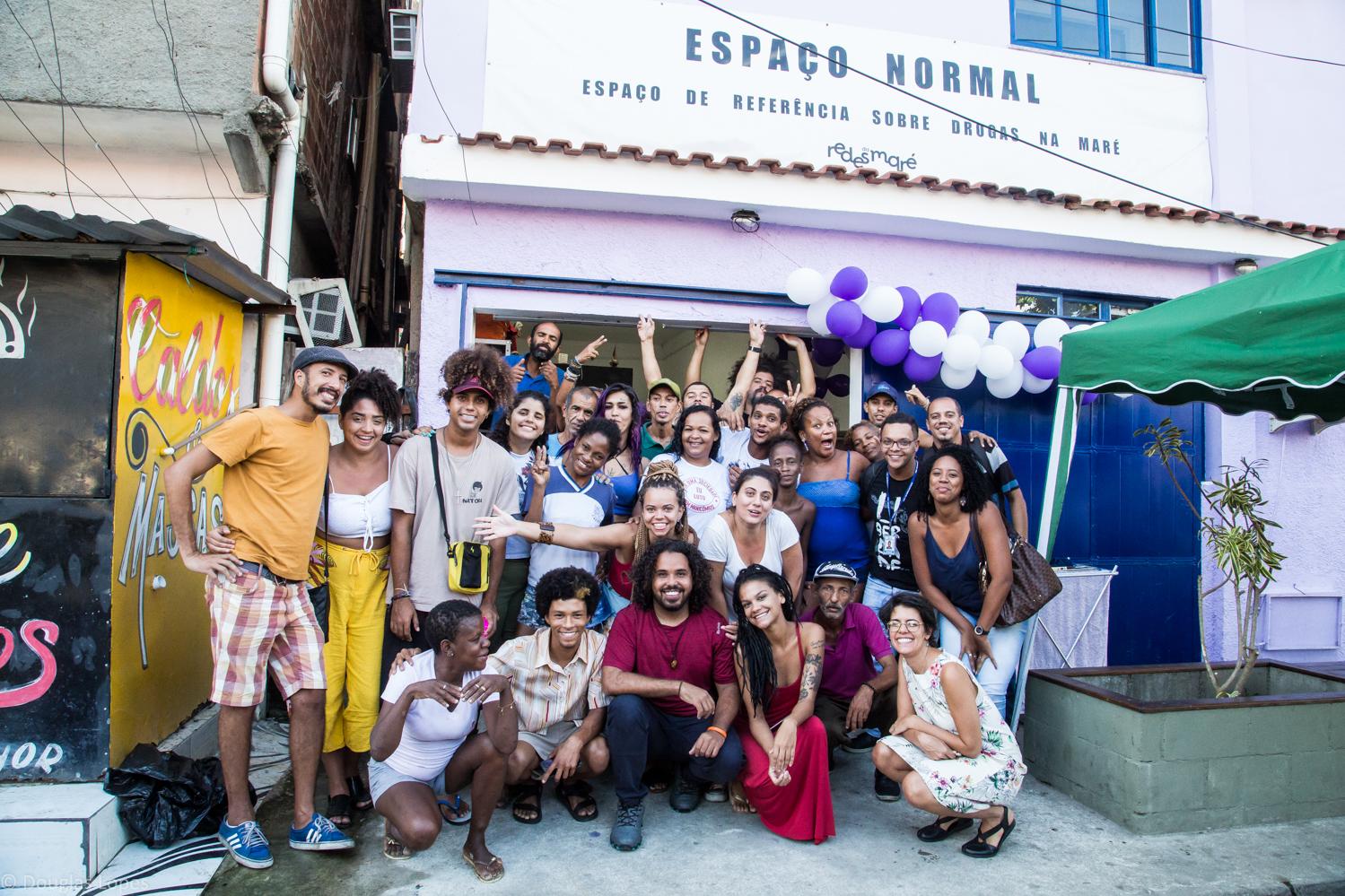 Espaço Normal comemora um ano da inauguração de centro de convivência