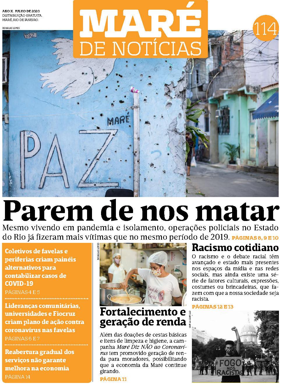 Maré de Notícias #114