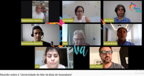 Baía de Guanabara terá Universidade do Mar