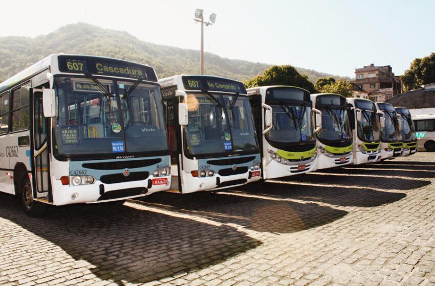 Viação Acari fecha as portas; empresa operava linhas nas zonas Norte, Sul e Centro do Rio