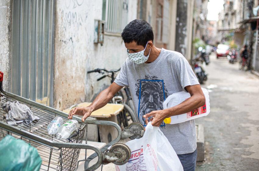 Coleta de resíduos sólidos é a chave do próximo Encontro de Saneamento da Maré