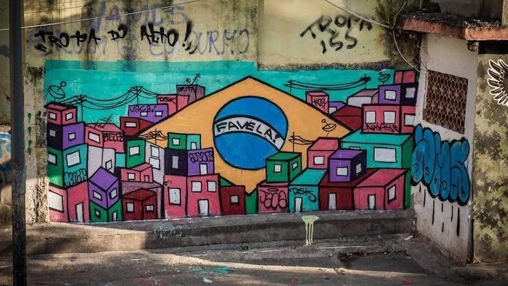 Em Jacarezinho, muros marcados pela Chacina são grafitados