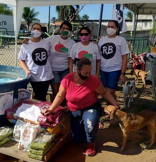 Moradores da Praia de Ramos comemoram Dia do Meio Ambiente com conscientização